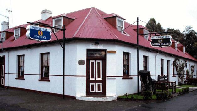 Caledonian Hotel Port Fairy