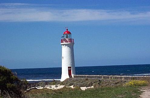 Lighthouse Griffiths Island
