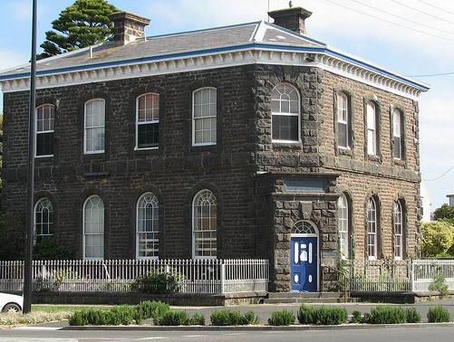 Port Fairy Historic Building